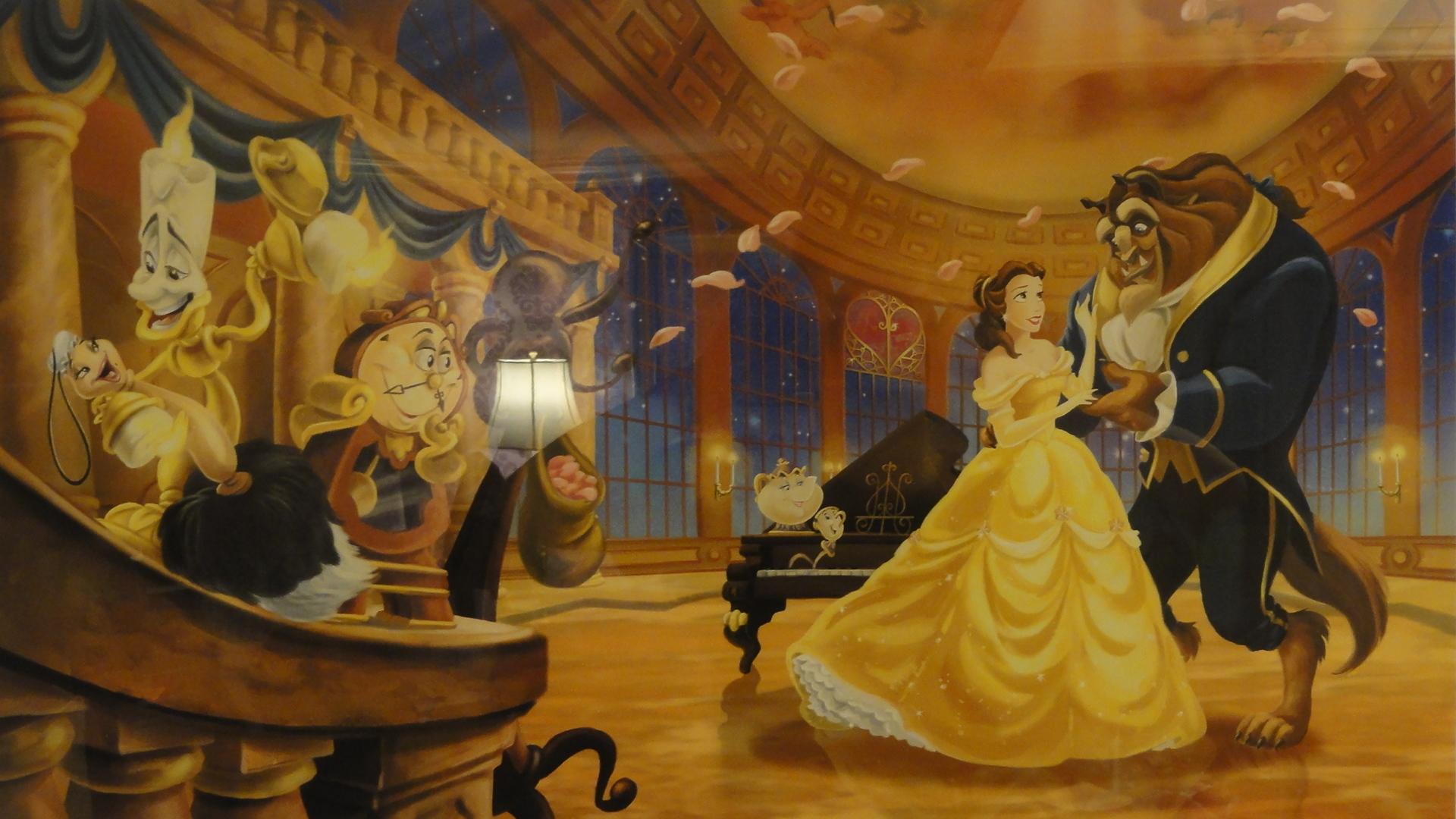 美女と野獣の部屋を作ってみよう ディズニーグッズ専門チャンネル